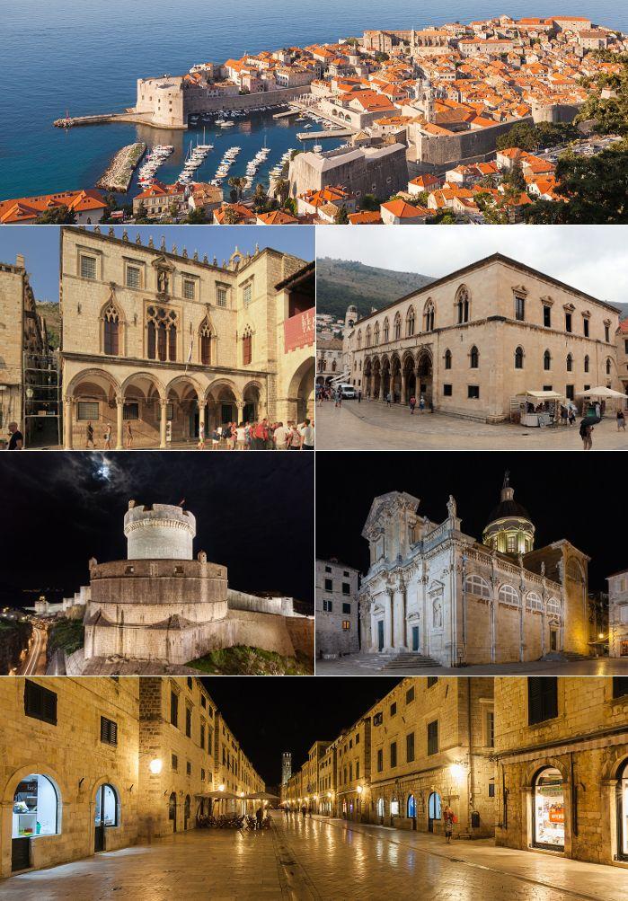 Dubrovnik Wikipedia Dubrovnik Croatia Croatia Dubrovnik