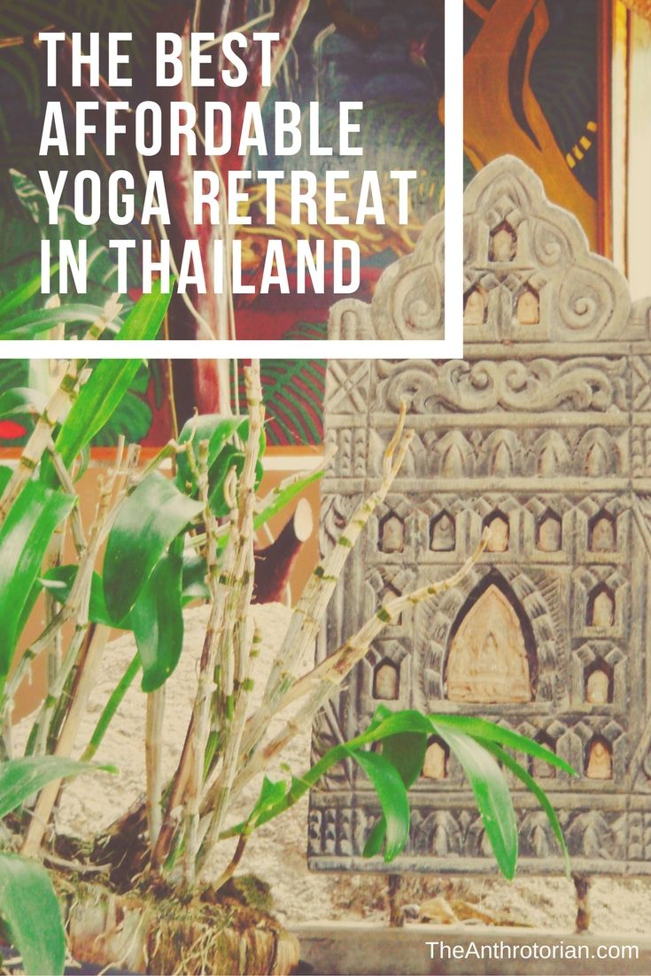 The Sanctuary: My Favourite Yoga Retreat in Thailand — The Anthrotorian