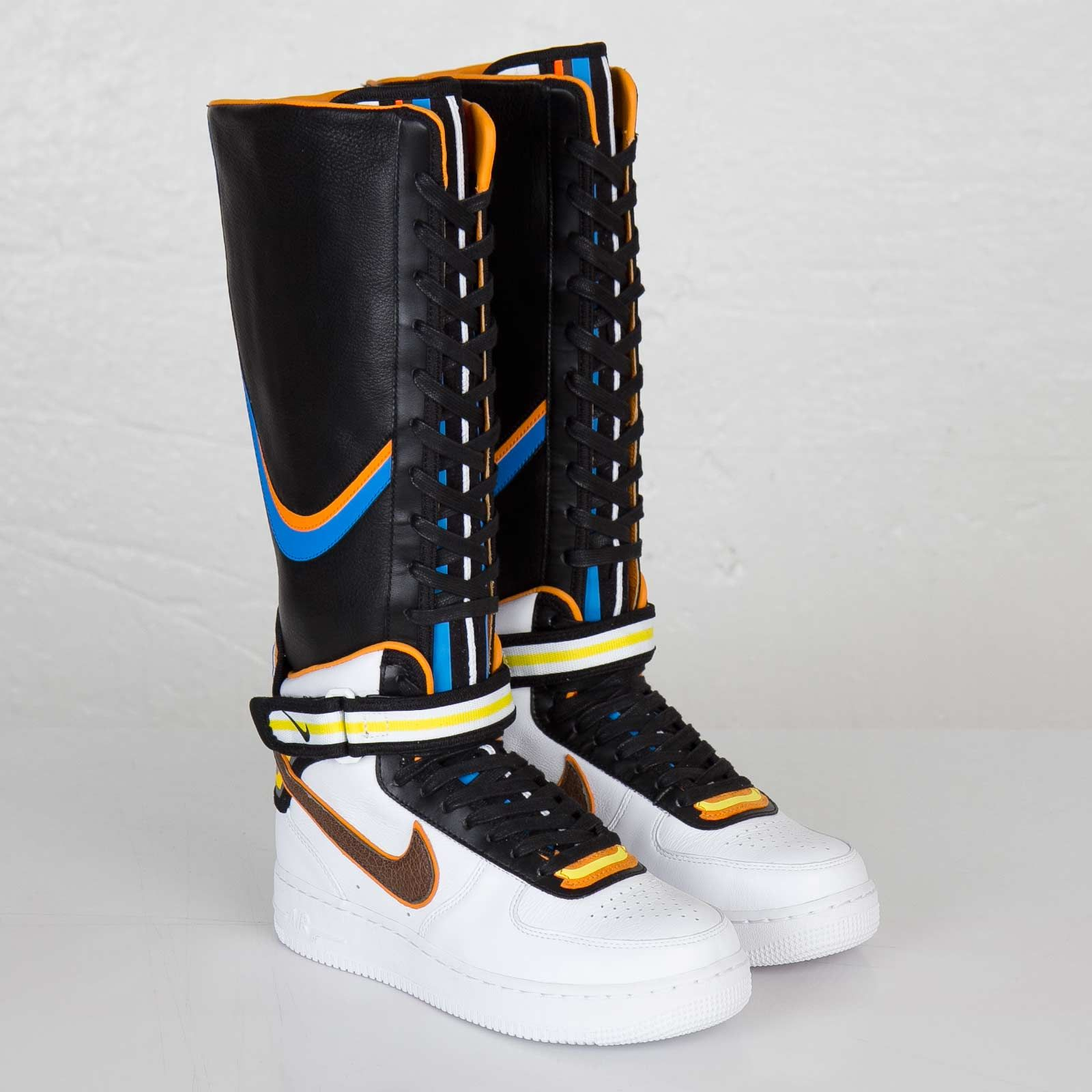 Riccardo Tisci Nike + Rt Air Force 1 Botte Nike