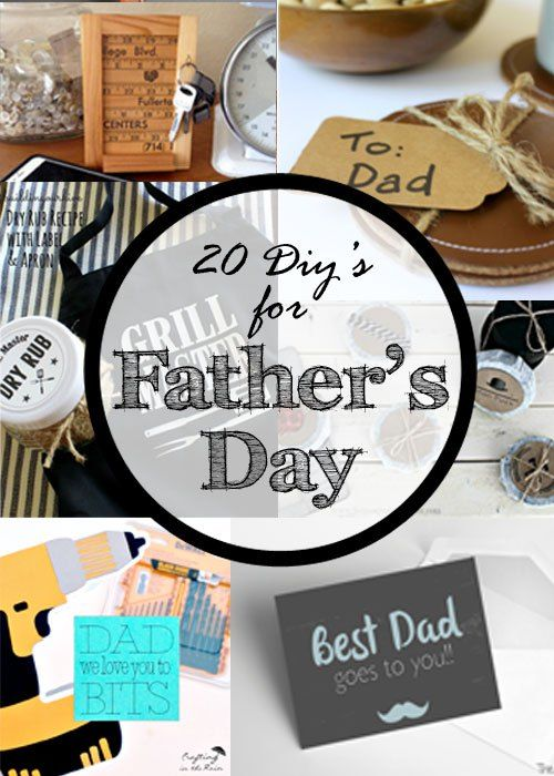 20 diys for father s day pinterest diys father and crafts