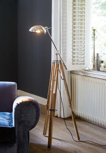 The Great Study Floor Lamp.