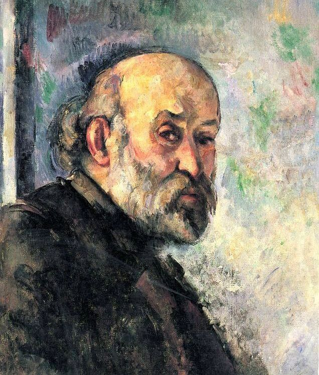 Paul Cezanne, self-portrait, 1895 -- General Disclaimer - 1. Content - The author reserves the right not to be responsible for the topicality, correctness, completeness or quality of the information provided. Liability claims regarding damage caused by the use of any information provided, including any kind of information which is incomplete or incorrect will therefore be rejected. 2. Copyright - The copyright for any material created by the author is reserved.