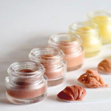 Baumes à lèvres 100% naturels So Glam – 5 teintes