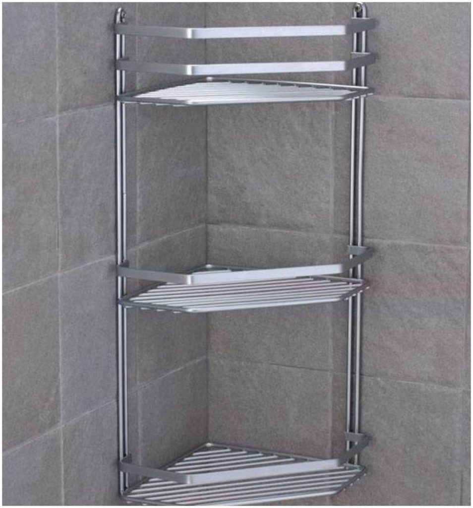Bathroom Corner Shelf Small Corner Shelves Nz 17 Best Ideas About Corner Shelves Small Shower Corner Shelf Shower Shelves Corner Shower Caddy