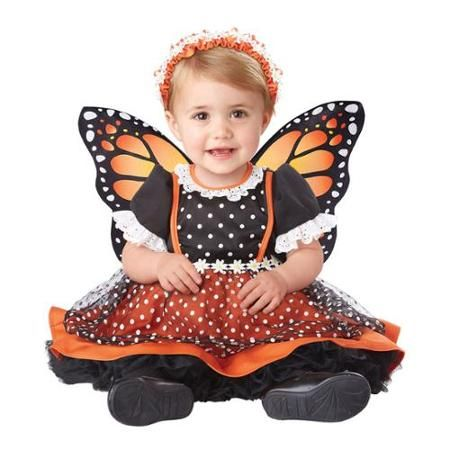 Butterfly Kisses Toddler and Baby Costume