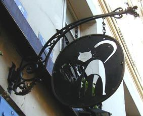 Tango du Chat - 6, rue Saint-Séverin - 5ème