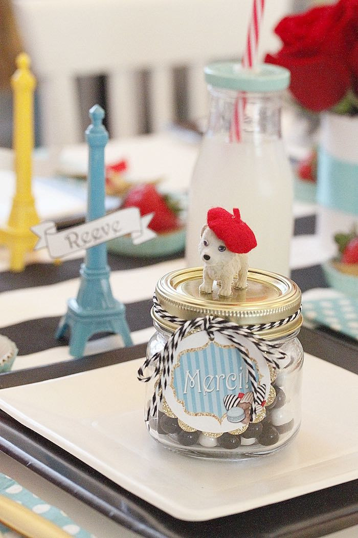 Image result for birthday favour jars