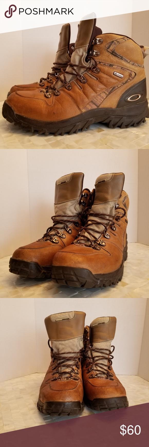 6119340917d Oakley All Mountain LT Boots Sz 13M Oakley All Mountain LT Boots Sz ...