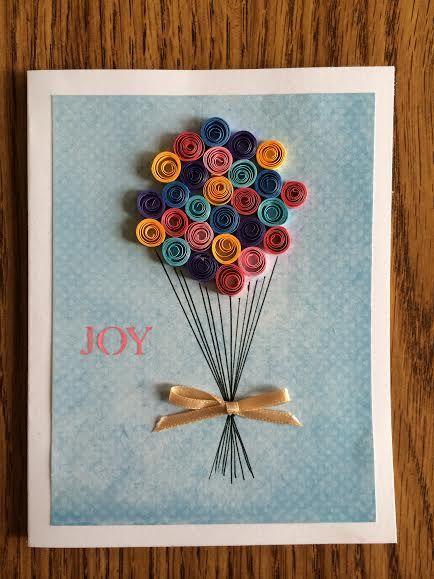 Для открытки, открытка в технике квиллинг папе к дню рождения