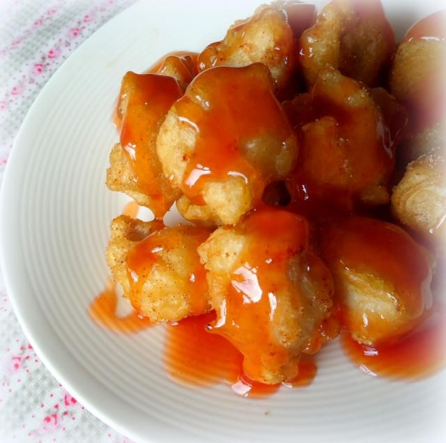 Sweet and sour chicken balls combo number nine part deuxfrom combo number nine part deuxfrom the english kitchen chicken wing recipeschicken ideaschinese food forumfinder Choice Image
