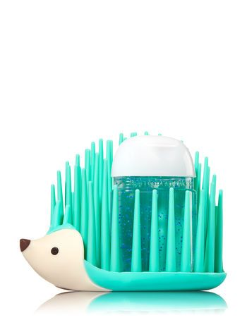 Over The Top Hedgehog Desk Pocketbac Holder Bath And Body Works