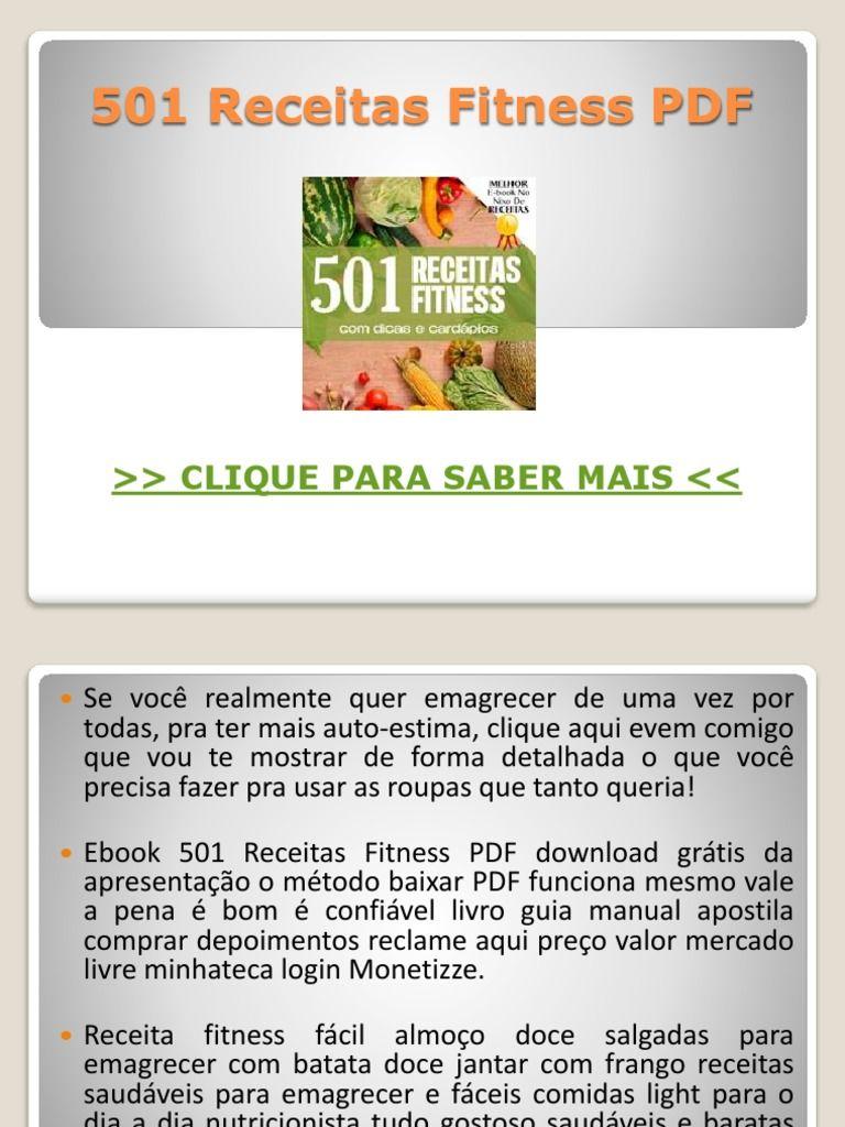 Imagem De E Book Por Nossa Dieta Receitas Fitness Receitas Fitness
