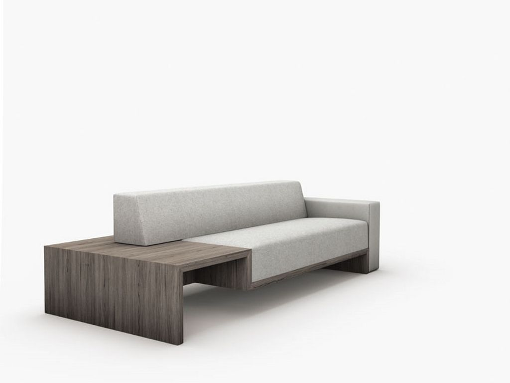 Practical modular sofa modern minimalist design tn173 home for Minimalist furniture design