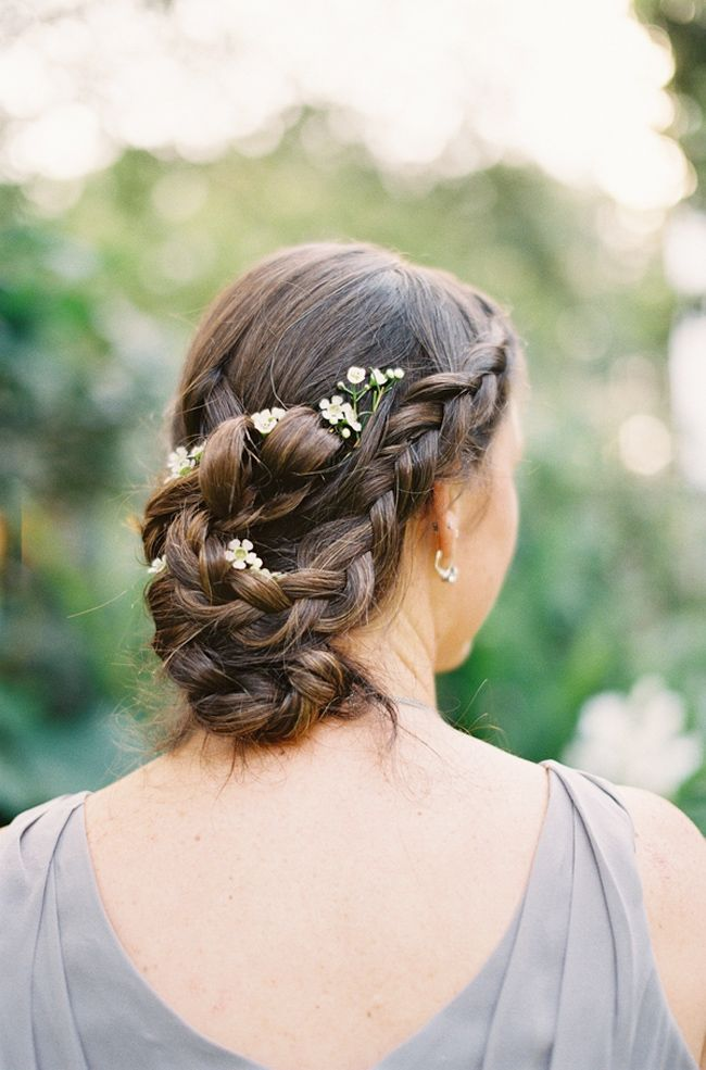 Pastel Garden Wedding Lee Ann Matthew Coastal Bride Bride Hairstyles Easy Updos For Long Hair Wedding Hairstyles Updo