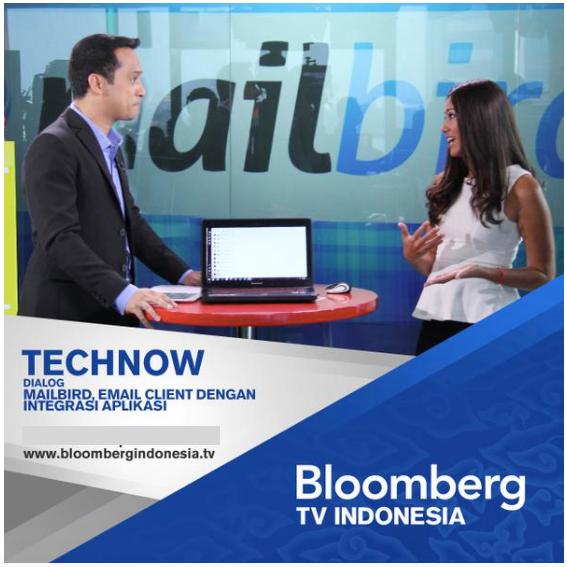 Bloomberg TV Indonesia MailBird, Email Client Dengan