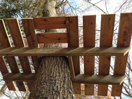 Facebook twitter google pinterest costruire una casa sull albero un sogno di molti bambini e - Costruire una casa sull albero per bambini ...