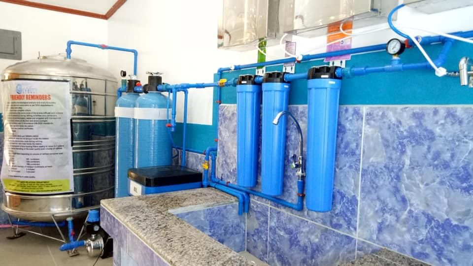Water Refilling Station Low Electricity Consumption With Images