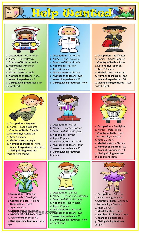 Reading Comprehension Esl Reading Comprehension Comprehension Worksheets English Reading