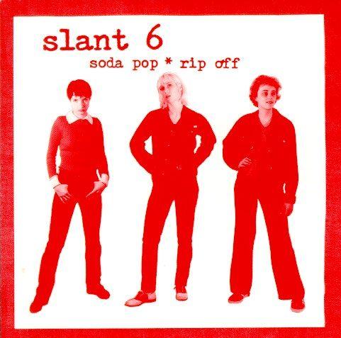 Soda Pop Rip-Off - Slant 6  Dischord Records