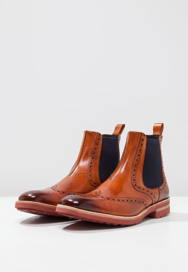 Melvin & Hamilton EDDY 13 - Stiefelette - orange für 143,95 € (17.10.16) versandkostenfrei bei Zalando bestellen.
