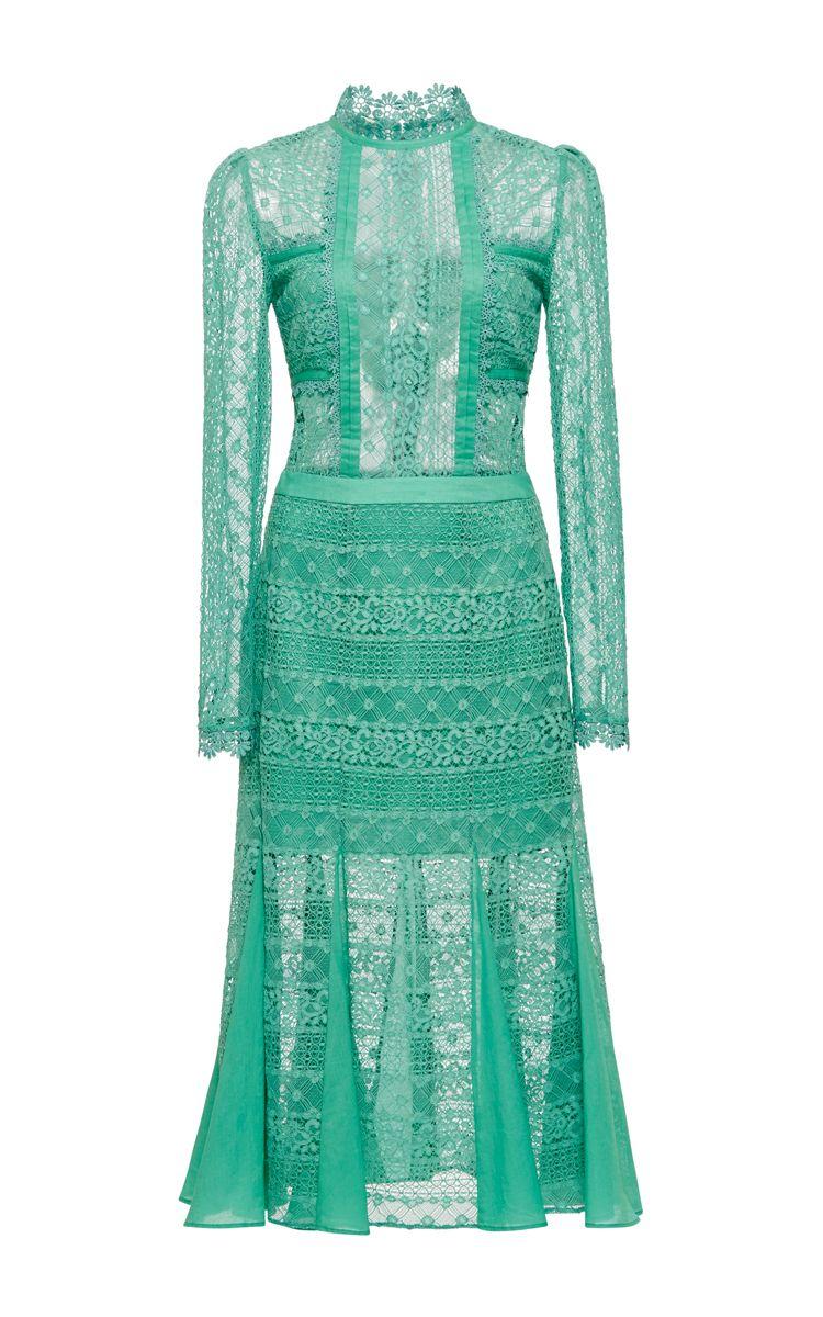 Desdemona Lace Dress By Temperley London For Preorder On Moda Operandi