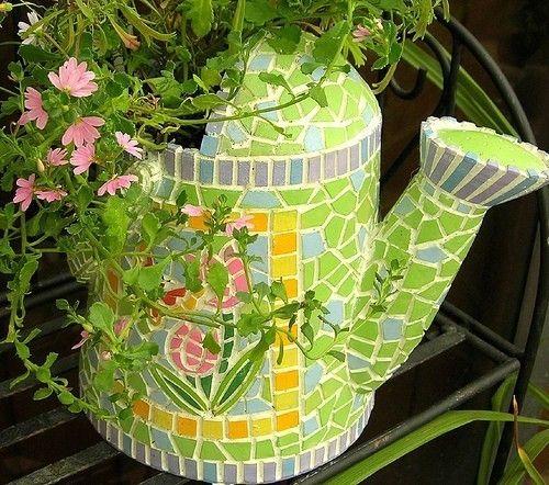 Mosaic ideas for the garden | Mosaics, Gardens and Mosaic garden