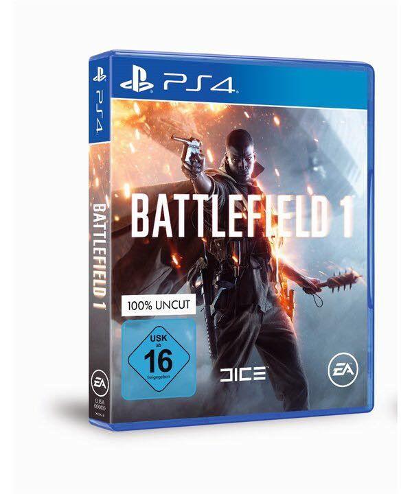 Wer Will Mein Battlefield 1 Fuer Die Ps4 Gegen Fifa 17 Tausch