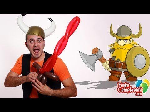 Palloncino Spada Tutorial Balloon Sword With Balloon Art Balloon