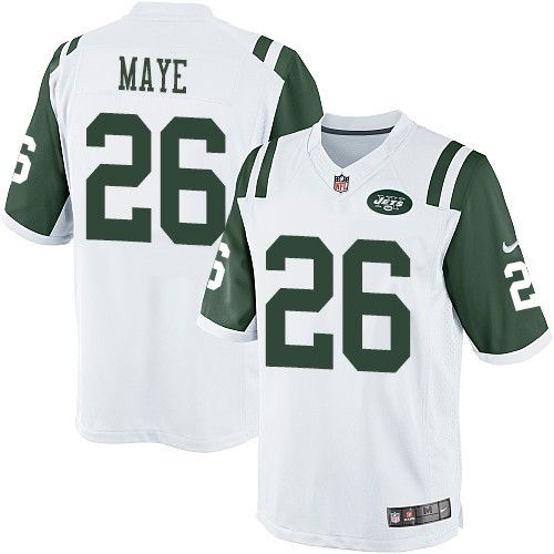 Youth Nike New York Jets  26 Marcus Maye Limited White NFL Jersey ... f1f8ba472