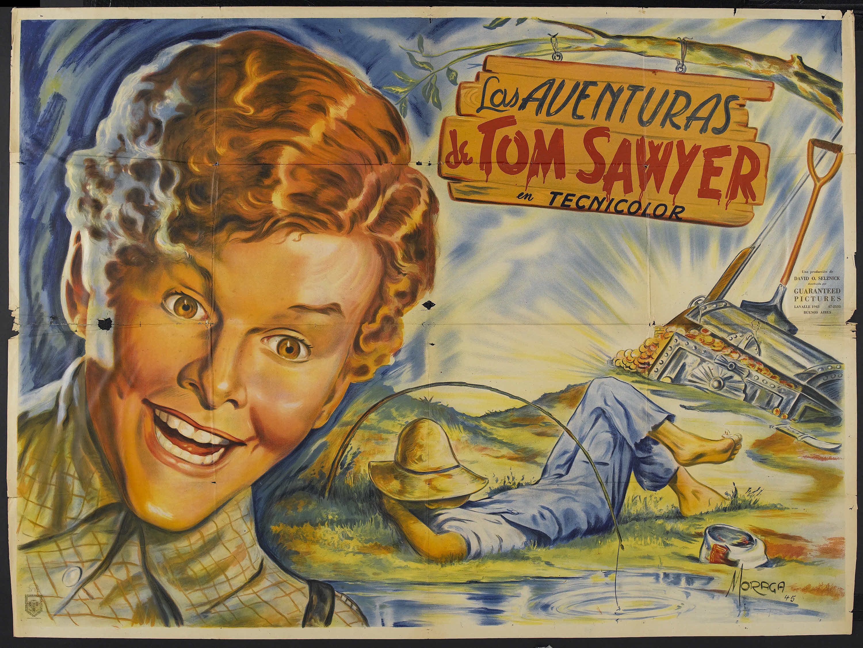 the adventures of tom sawyer - HD3000×2252