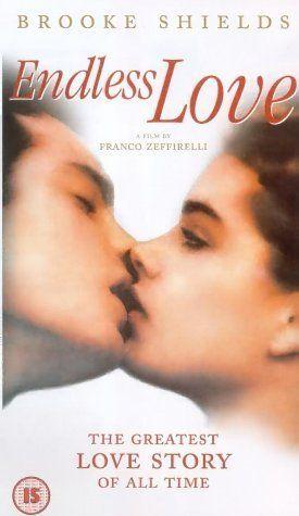 Endless Love Cine De Culto Carteles De Cine Fin Amor