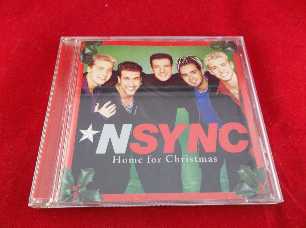 Details about Home for Christmas by *NSYNC (CD, Sep-2001, RCA) in ...