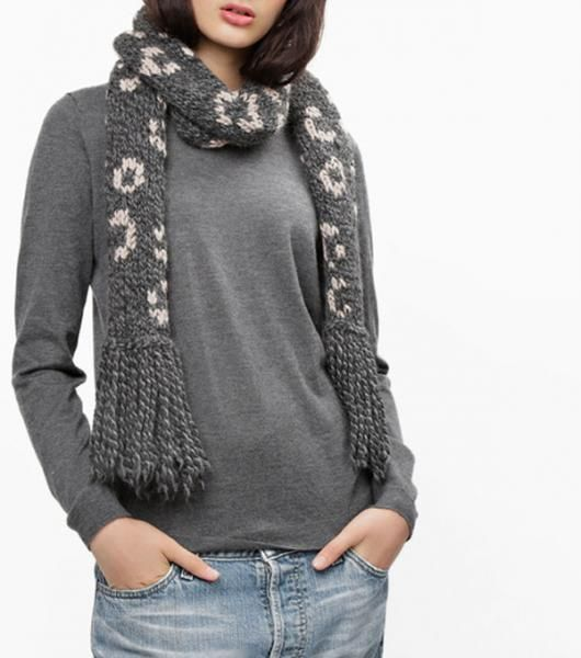 WOOL AND THE GANG 【INTO THE WILD SCARF】