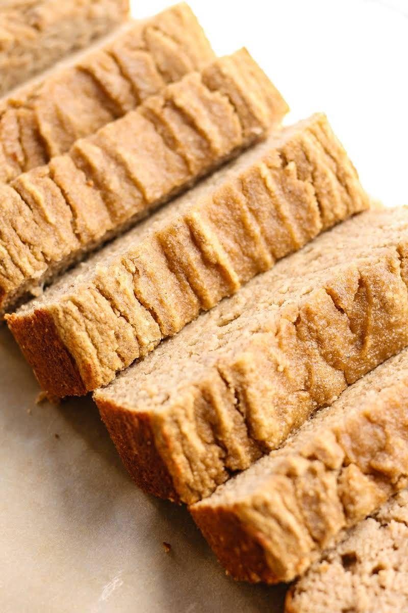 Coconut flour banana bread simple vegan glutenfree