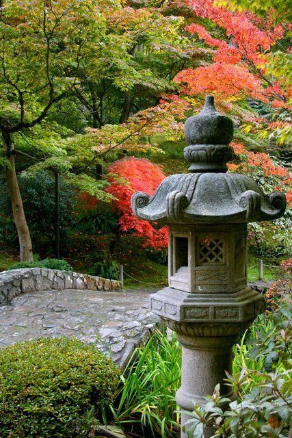 Kubota Japanese Garden Seattle Washington Kubota