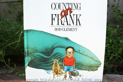 COUNTING ON FRANK BY ROD CLEMENT PDF