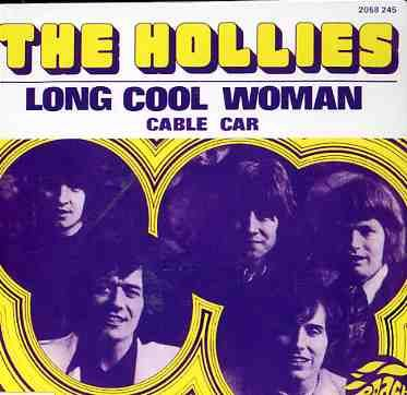 Long Cool Woman In A Black Dress By The Hollies The Album Cover