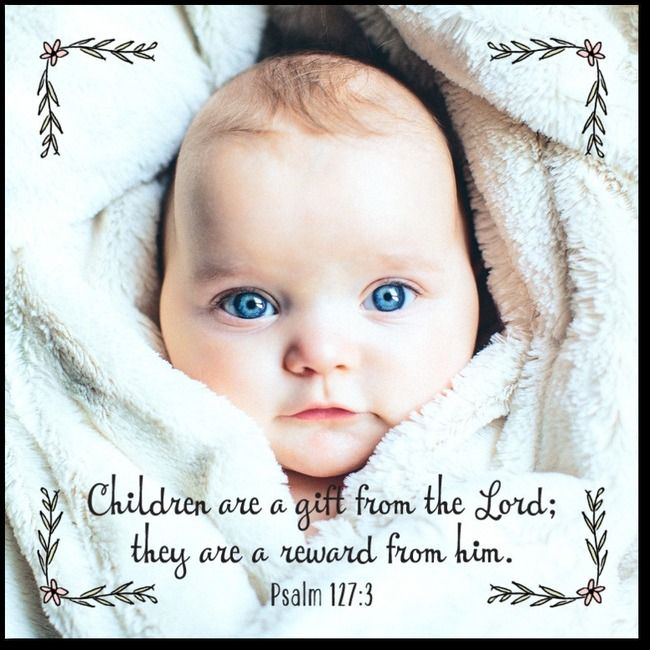 Tiny Prints Baptism Birth Announcement Girl Christian