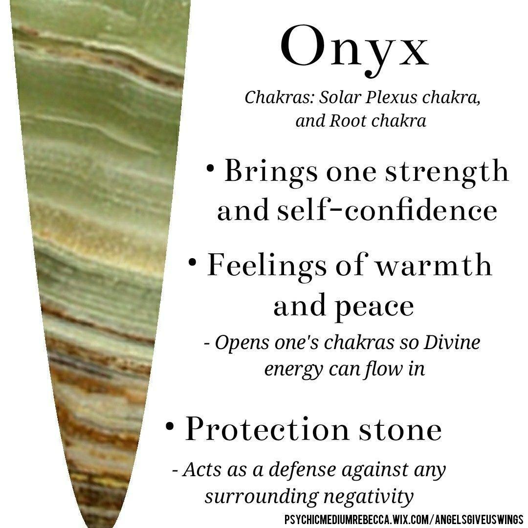 Onyx Crystal Meaning Meditation Crystals Healing Reiki Crystals