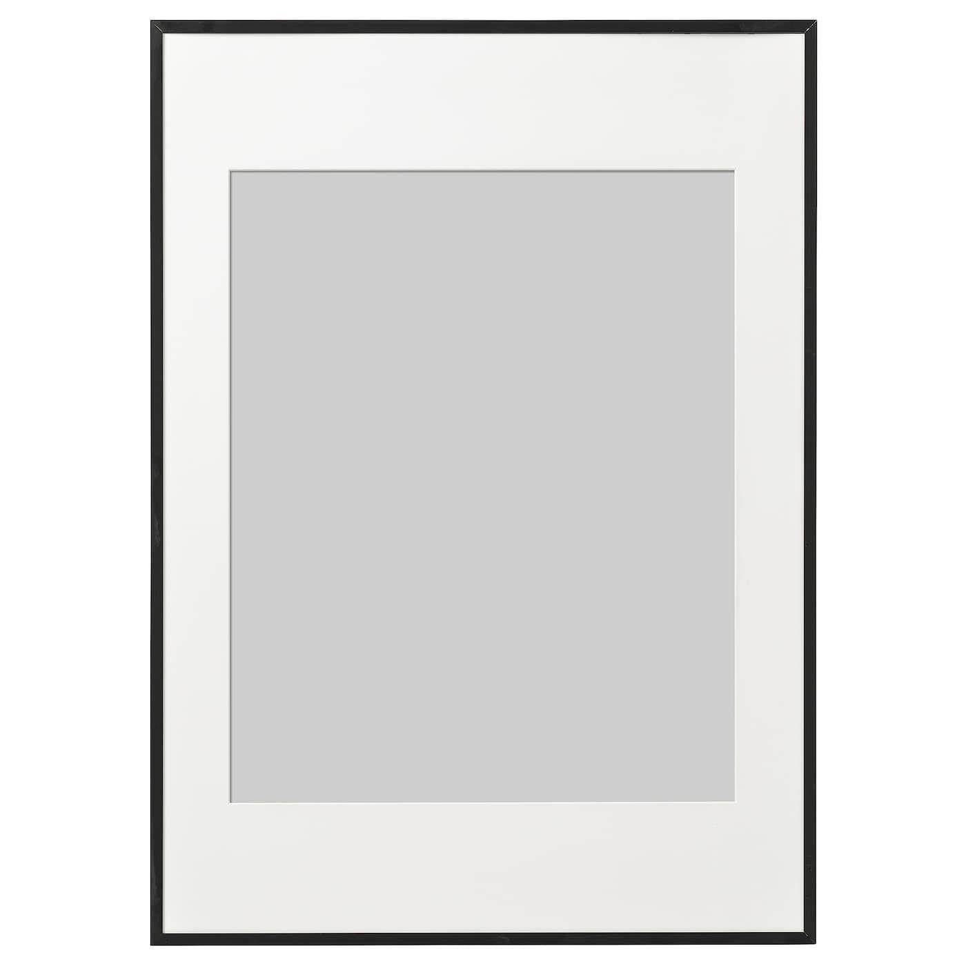 Lomviken Ramka Czarny 50x70 Cm Dowiedz Sie Wiecej Ikea Frame Metal Photo Frames Decorating With Pictures
