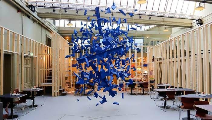Top 10 koffie en kunst in Amsterdam