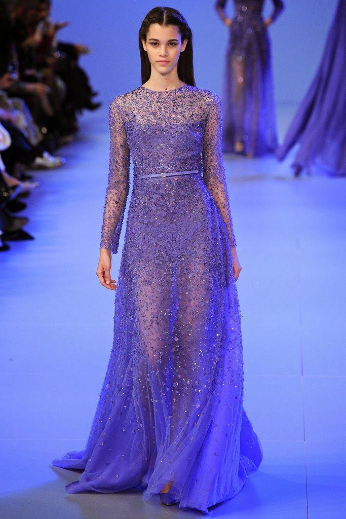 The Spell Of Fashion: Elie Saab Primavera verano París 2014  http://themariopersonalshopper.blogspot.com.es/2014/01/elie-saab-primavera-verano-paris-2014.html