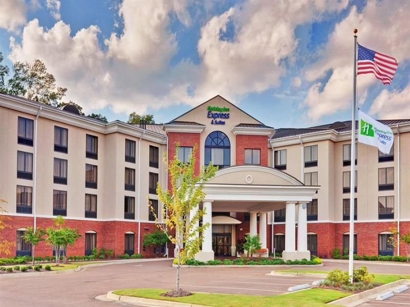 Flowood Ms Holiday Inn Express Hotel Suites Jackson In United States North America