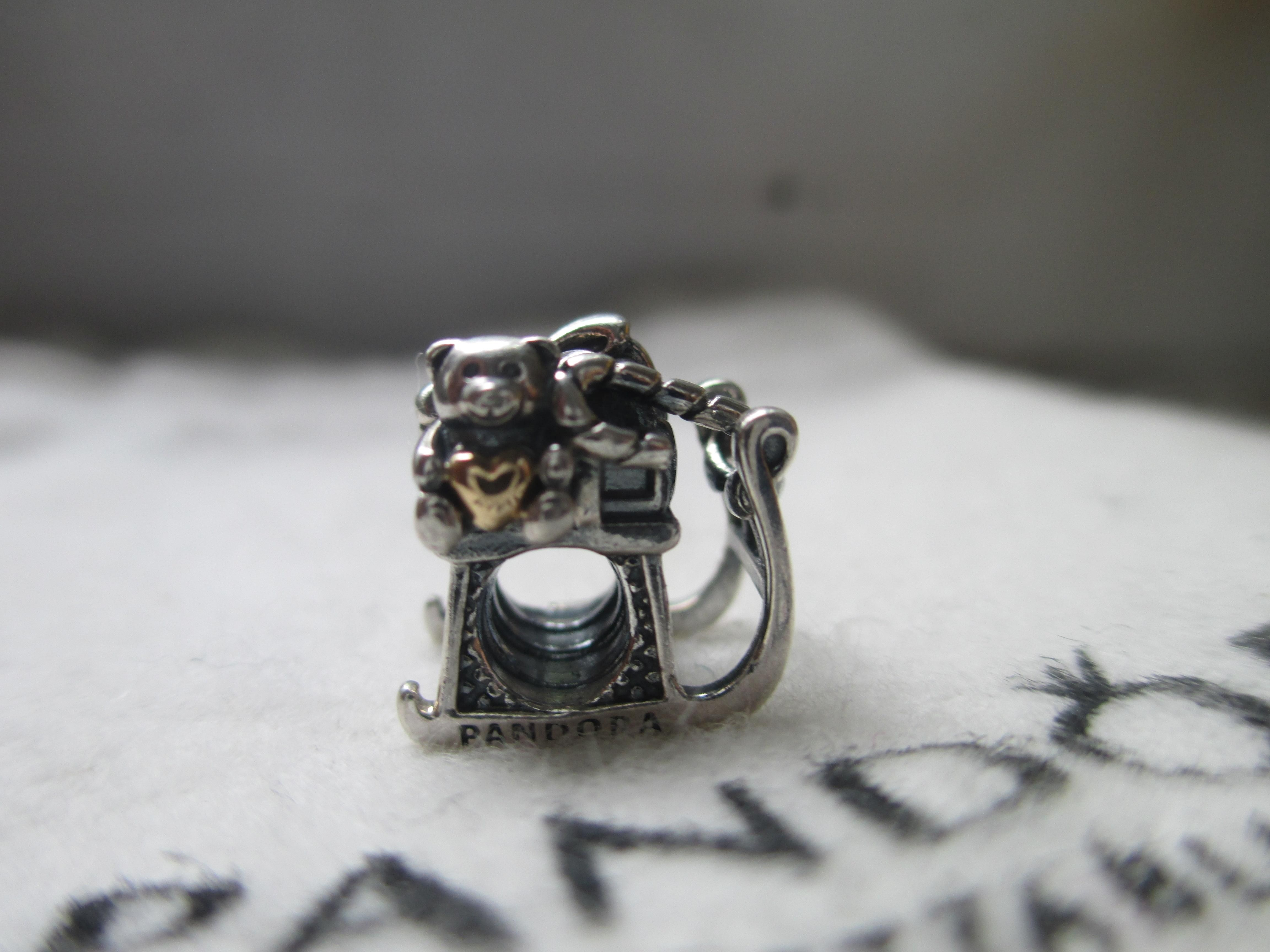 29ec78ffe Authentic Pandora Charm Christmas Sleigh Charm 925 14k ALE 791207 new. Free  shipping and guaranteed