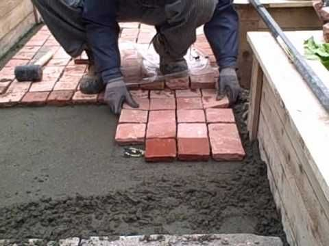 Installing Cobblestone Patio Pavers in the Front Yard Urban Edible