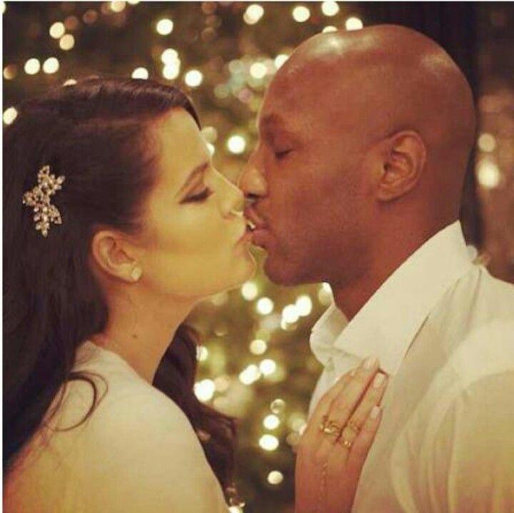 Beautiful thing khloe and Lamar!