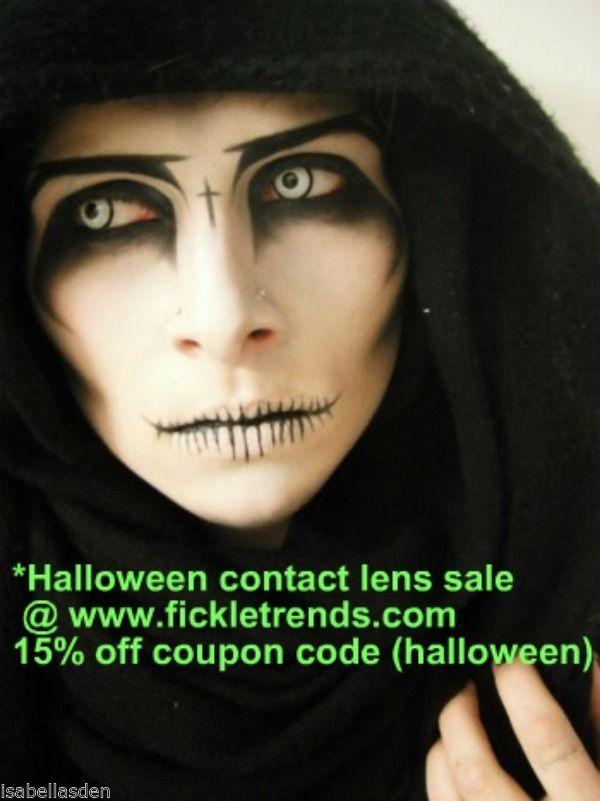 Halloween vampire eye lens Fast shipping #HalloweenCrazyLens