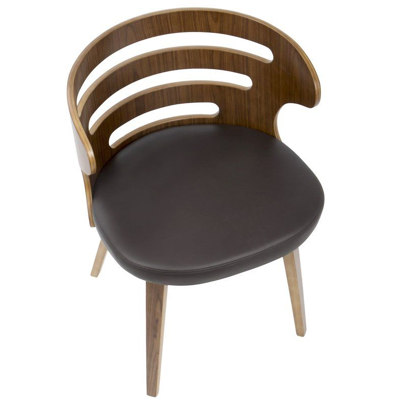 Baehr Upholstered Dining Chair Mid Century Modern Chair Modern Chairs Chair