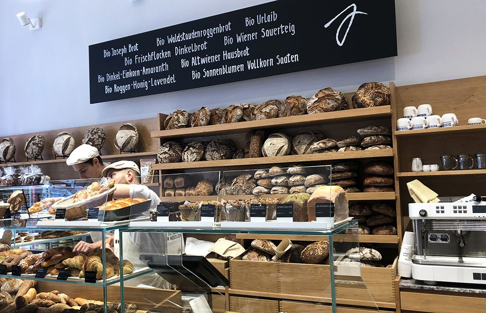 The Beloved Local Boutique Artisan Bakery Has Done It Again Vienna Wurstelstand Local Boutique Bakery Artisan