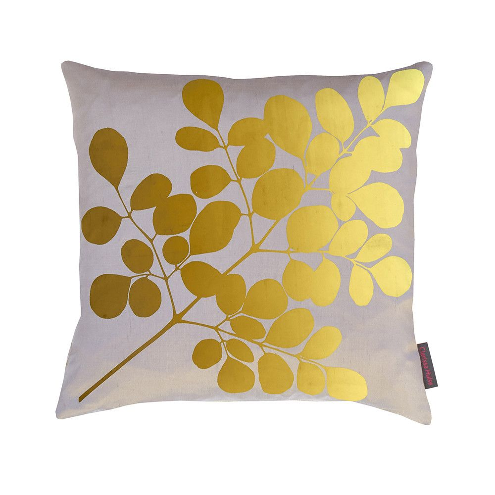 Smoke Bush Ombre Cushion Pebble Turmeric From Clarissa Hulse Ombre Cushion Throw Pillow Inspiration Yellow Accent Pillow